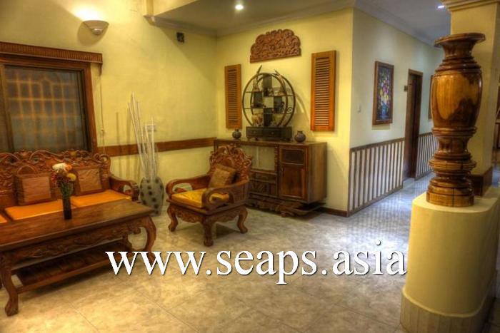 Siemréab Villa for sale