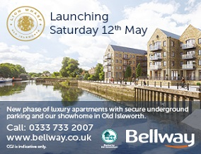Get brand editions for Bellway Homes Ltd, Lion Wharf