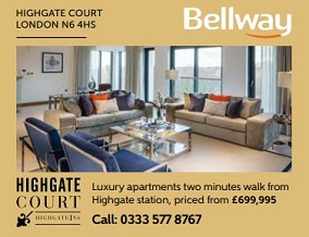 Get brand editions for Bellway Homes (North London), Highgate Court