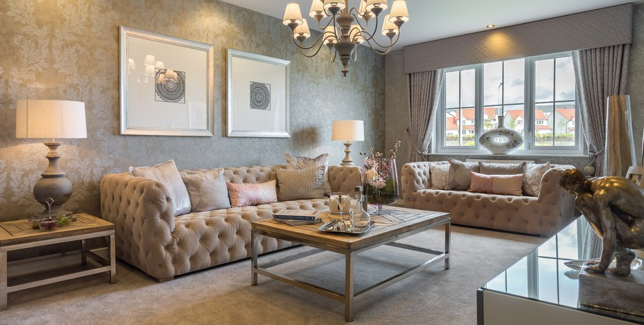 bellway show home