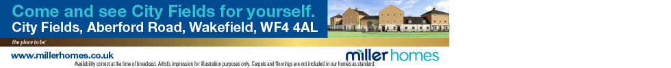 Miller Homes Yorkshire, City Fields