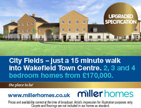 Get brand editions for Miller Homes Yorkshire, City Fields