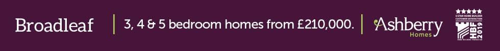 Get brand editions for Ashberry Homes (East Midlands), Broadleaf