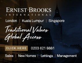 Get brand editions for Ernest-Brooks International, London