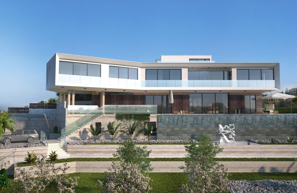 5 bedroom home for sale in Paphos, Coral Bay