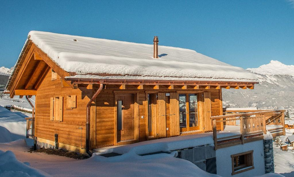 4 bedroom Chalet for sale in Nendaz, Valais