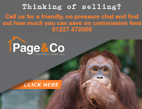 Get brand editions for Page & Co Property Services Ltd, Canterbury