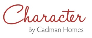Character, by Cadman Homes, Rugbybranch details