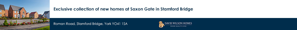 Get brand editions for David Wilson Homes, Saxon Gate, Stamford Bridge