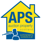 Auction Property Scotland, Prestwick branch logo
