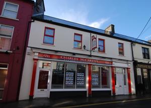 Charles McCarthy Estate Agents, West Corkbranch details