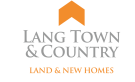 Lang Town & Country, Land & New Homes, Plymouth logo