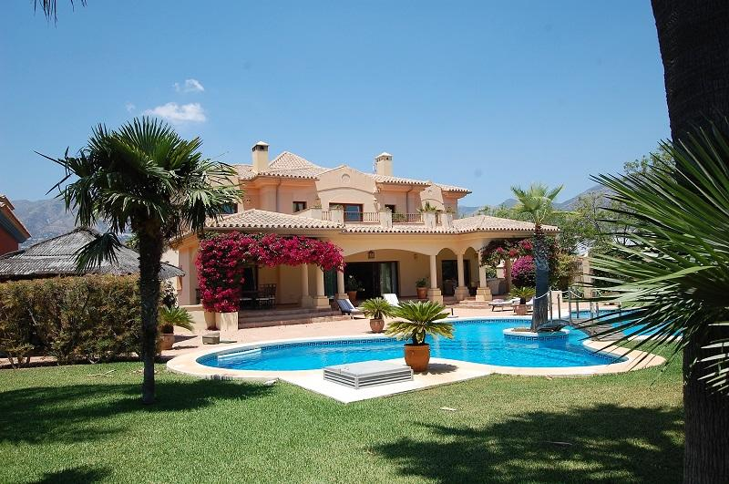 Villa for sale in Mijas, Málaga, Andalusia