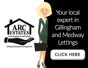 Get brand editions for Arc Estates Lettings and Property Management , Gillingham