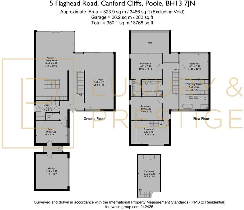 5 Flaghead Road - Floorplan