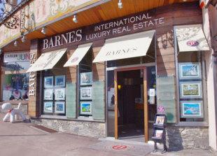 Barnes International, Barnes Courchevelbranch details