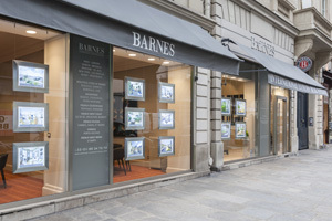 Barnes International, Barnes Pied A Terres D'exceptionbranch details