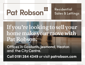Get brand editions for Pat Robson, Gosforth