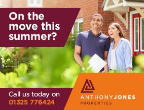 Get brand editions for Anthony Jones Properties, Darlington