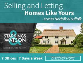 Get brand editions for Starkings & Watson, Norfolk & Suffolk