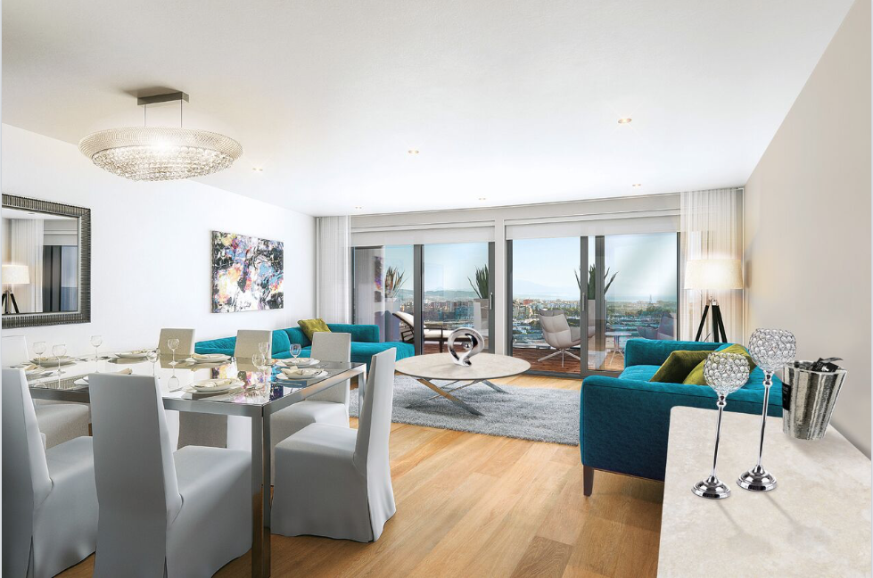 Ocean Village Marina Penthouse for sale