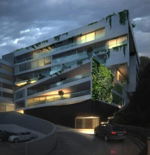 Apartment in Upper Town, Gibraltar