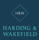 Harding & Wakefield, Falmouth logo