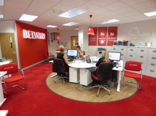 Belvoir Sales, Telfordbranch details