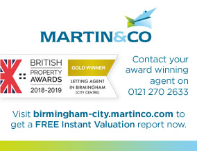 Get brand editions for Martin & Co, Birmingham City