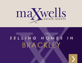 Get brand editions for Maxwells Estate Agents, Brackley