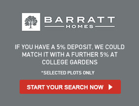Get brand editions for Barratt Homes, College Gardens