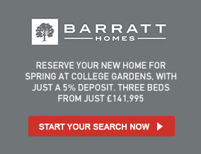 Get brand editions for Barratt Homes, College Gardens