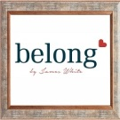 Belong, by James White, Holmfirth branch logo