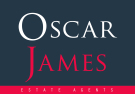Oscar James, Burton Latimer branch logo