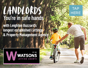 Get brand editions for Watsons Letting Agents, Leighton Buzzard - Lettings
