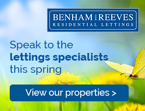 Get brand editions for Benham & Reeves Lettings, Kew