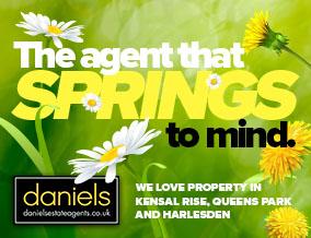 Get brand editions for Daniels, Willesden Green