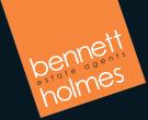 Bennett Holmes, Pinner logo