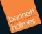 Bennett Holmes, Pinner