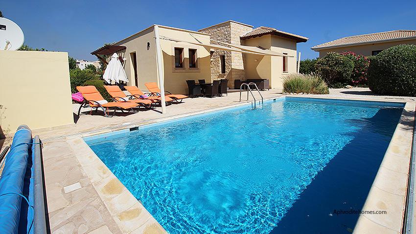 2 bedroom Detached home for sale in Aphrodite Hills, Paphos