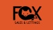 Fox Sales & Lettings, Bishops Stortford