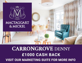 Get brand editions for Mactaggart & Mickel Homes, Carrongrove