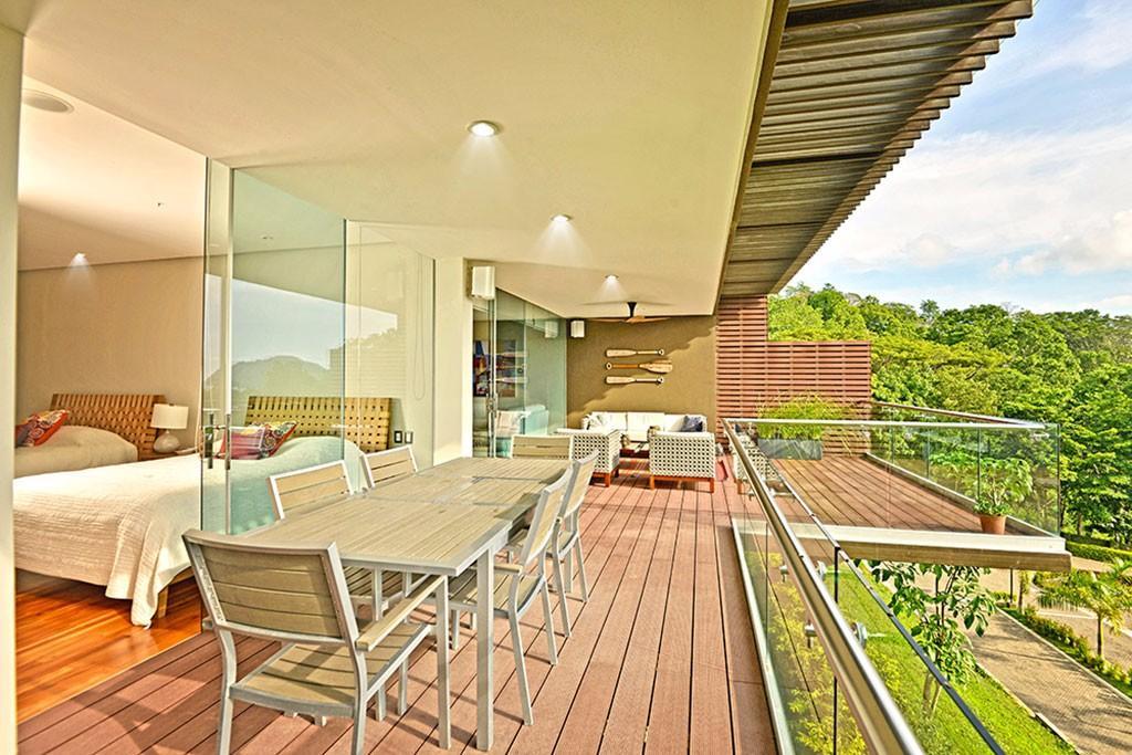 Terraced property in Puntarenas