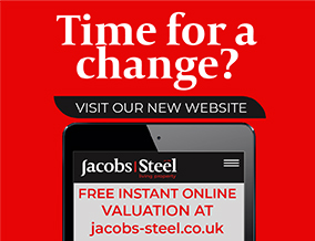 Get brand editions for Jacobs Steel, Broadwater