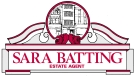 Sara Batting, Reading logo