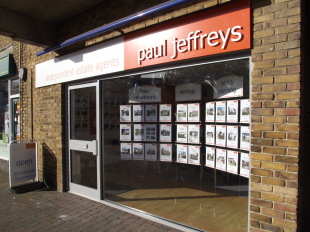 Paul Jeffreys, Hythebranch details