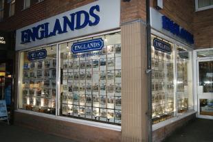 Englands Estate Agents, Harbornebranch details