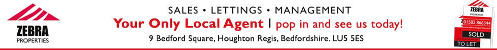 Get brand editions for Zebra Properties, Houghton Regis