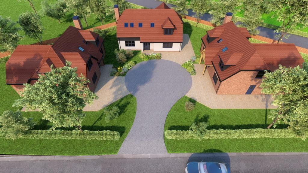 Loxwood Homes,Aerial