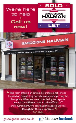 Gascoigne Halman, Halebranch details